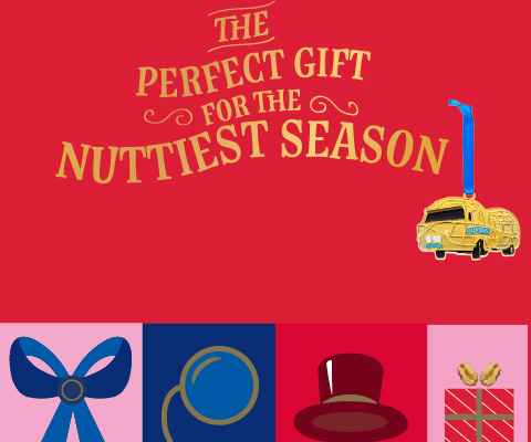 The Perfect Gift to the Nuttiest Season