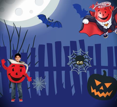 OH YEAH, Halloween!